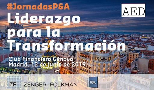 #JornadasP&A Liderazgo para la Transformación