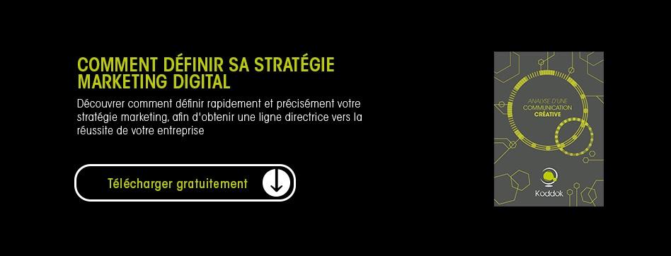 Votre stratégie marketing est-elle suffisament bien définit ?