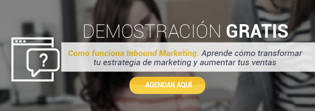 Agendar asesoría de Inbound Marketing