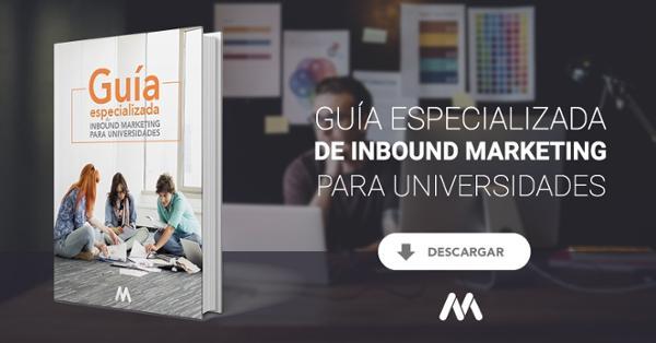 Guía de Inbound Marketing para Universidades