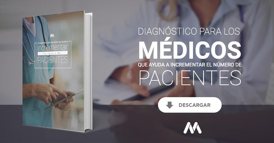 Diagnóstico para los médicos que ayuda a incrementar el número de los pacientes