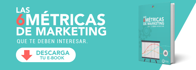 Las 6 metricas de marketing que te deben interesar