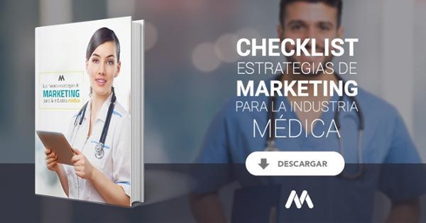 Check list - Las mejores estrategias de marketing para la industria médica