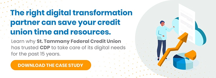 Download the 5 Phases of Digital Transformation for Credit Unions e-Book