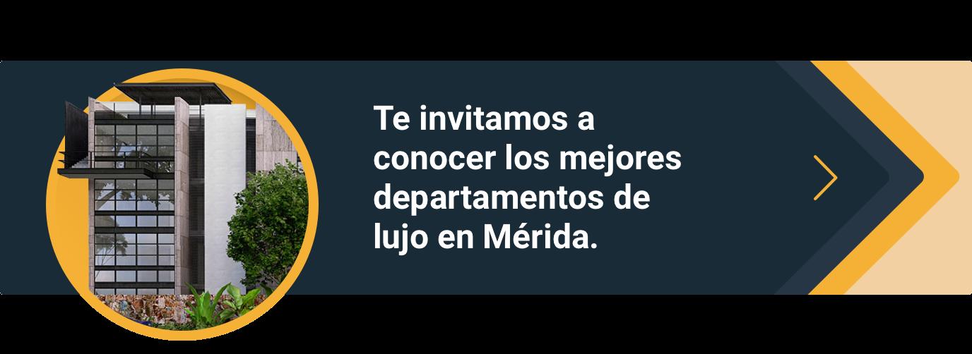 Mejores departamentos de lujo en Mérida