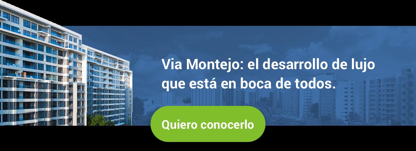 Via Montejo desarrollo