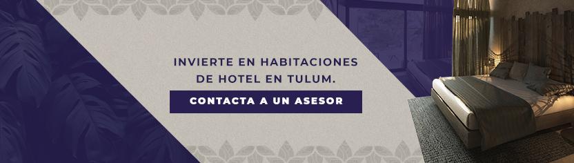 Huna hotel en Tulum