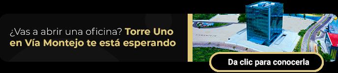 Torre Uno en Via Montejo