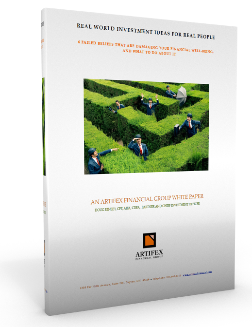 "Get Your Free Whitepaper, ""6 Failed Beliefs That Are Damaging Your Financial Well-Being"""