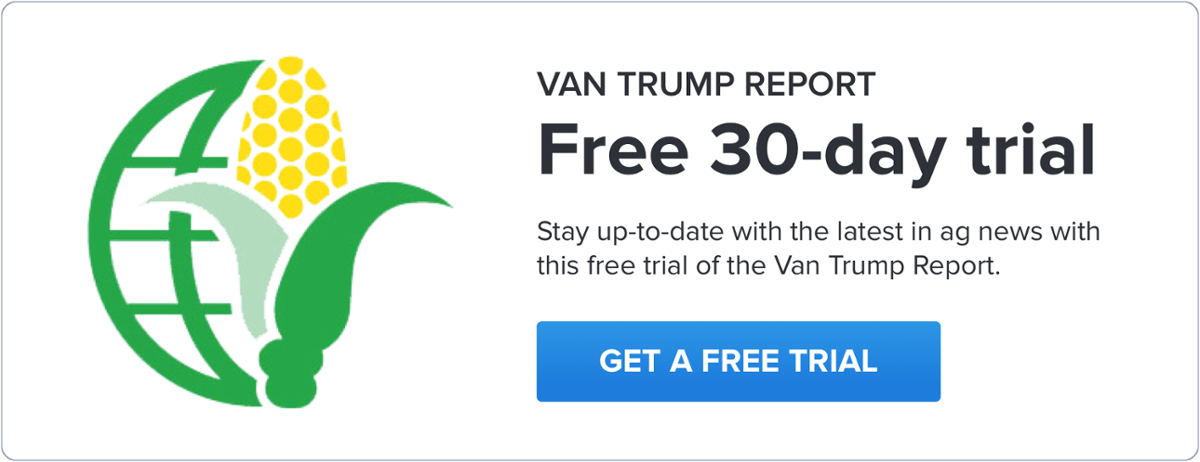 Get a free 30-day trial of the Van Trump Report »