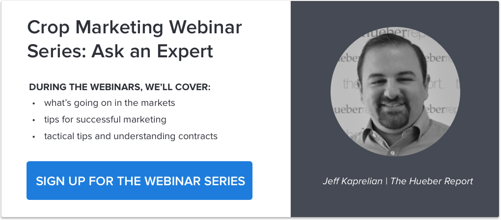 Sign up for our Crop Marketing Webinar Series »
