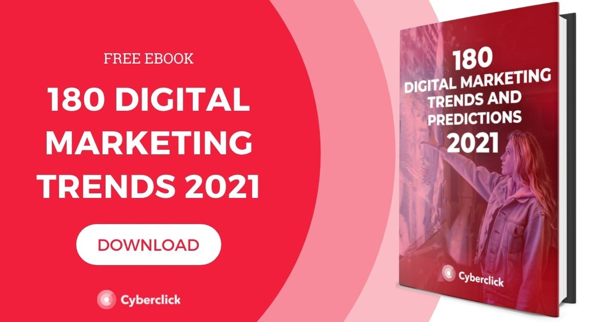 180 trends and predictions for digital marketing