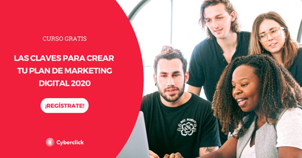 Curso: las claves para crear tu plan de marketing digital 2020
