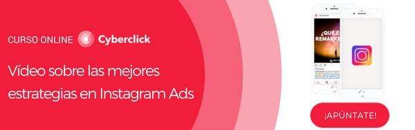 Curso: Vídeo sobre las mejores estrategias en Instagram Ads