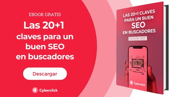 Ebook: las 10 claves de un buen posicionamiento SEO en Inbound Marketing