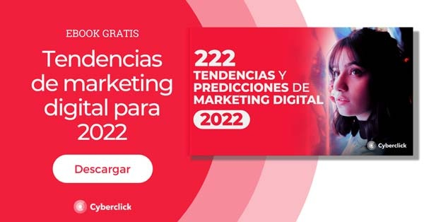 Ebook Tendencias de Marketing Online 2018