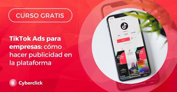 Curso TikTok para empresas