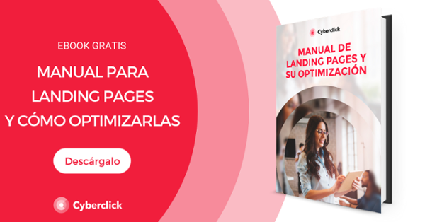 Ebook - Manual de Landing Pages y su optimización