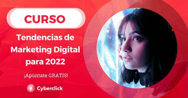 Curso sobre Tendencias de Marketing Digital 2021