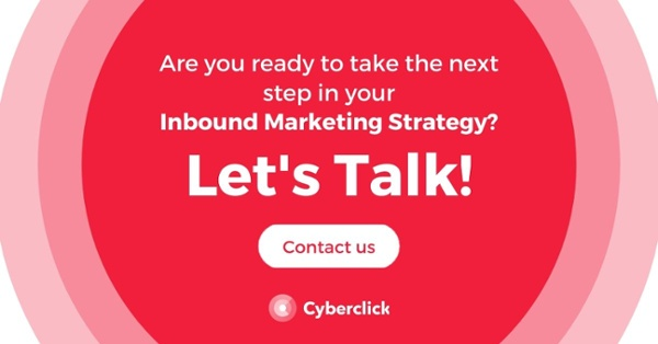 Cyberclick Inbound Marketing Strategy