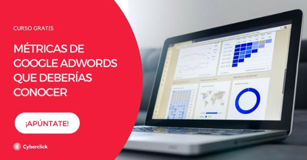 Curso: métricas de Google Ads que deberías conocer