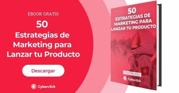 Ebook: 40 estrategias de marketing para lanzar tu producto
