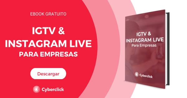 Ebook: IGTV e Instagram Live Para Empresas