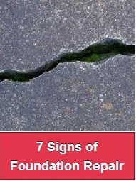 7 Signs of Foundation Repair in Baton Rouge