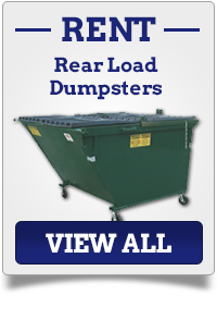 Rear Load Dumpster Rental Connecticut