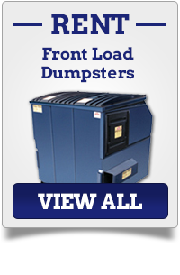Front Load Dumpster Rental Connecticut