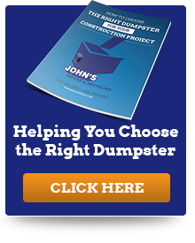 How to Choose the Right Dumpster for Your Construction Project
