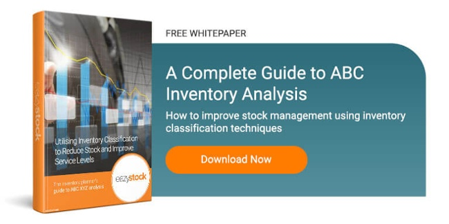 Whitepaper Inventory Classification ABC XYZ Analysis