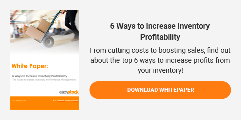 Whitepaper - 6 Ways to Increase Inventory Profitability