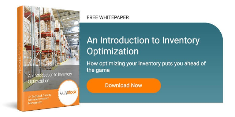 Whitepaper Getting Started in Inventory Optimization