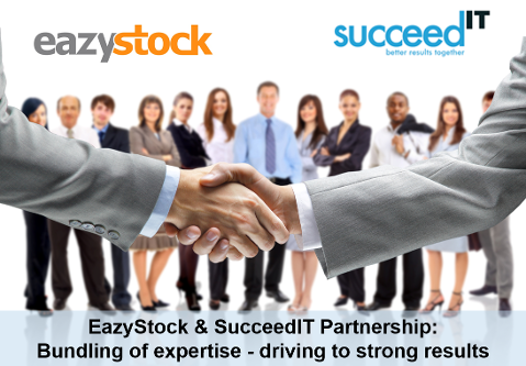 Partnership EazyStock and SucceedIT