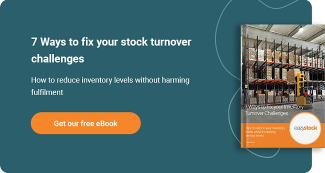 Whitepaper - 7 Ways to Fix Your Inventory Turnover Challenges
