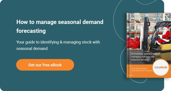 ebook - Managing Seasonality in Inventory to meet Spikes in Demand