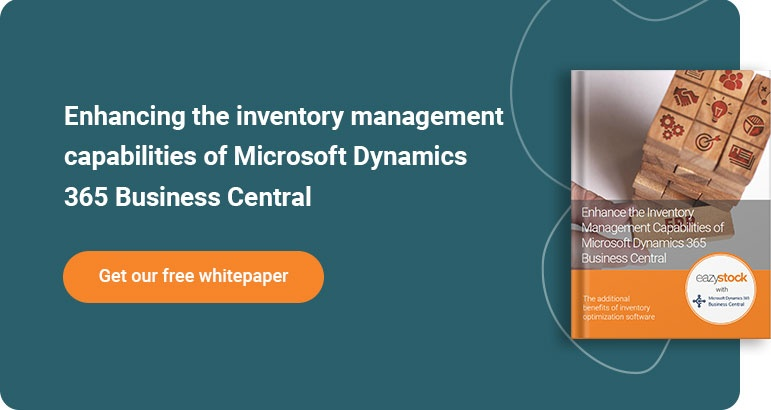 Enhance the Inventory Management Capabilities of Microsoft Dynamics 365 Business Central