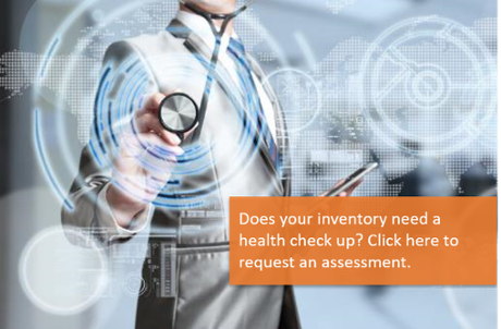 Inventory Health Check Up - 12 Question Self Assessment eBook