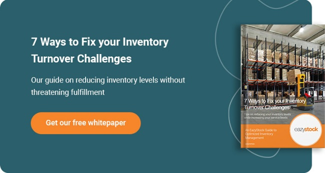7 Ways to Fix Your Inventory Turnover Challenges