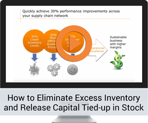 How to Eliminate Excess Inventory & Release Capital Tied-up in Stock