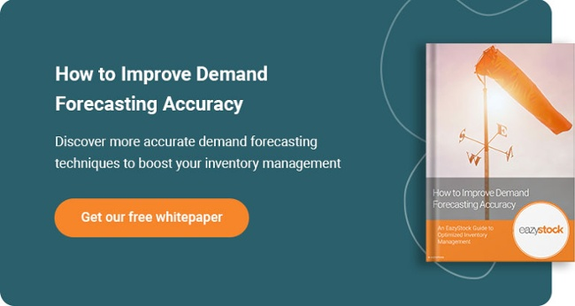 White Paper - 4 Ways to Improve Demand Forecasting Accuracy