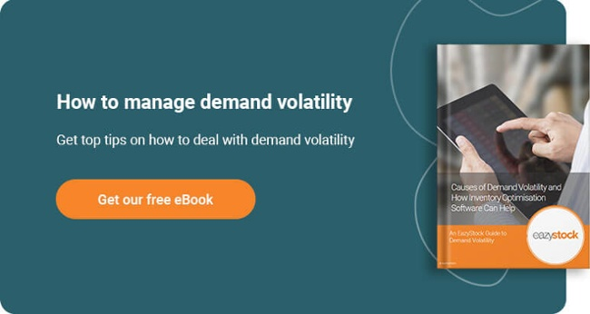 Whitepaper - Managing Demand Volatility Through Inventory Optimisation