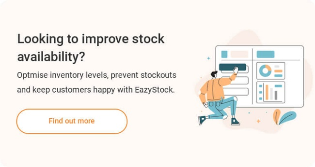 EazyStock Software Inventory Optimisation