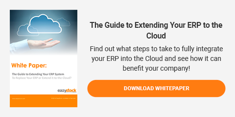 Guide to Extending your ERP to the Cloud