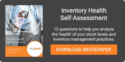 12 question inventory management self assessment eBook