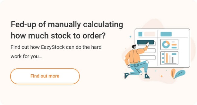 EazyStock Software Replenishment Execution