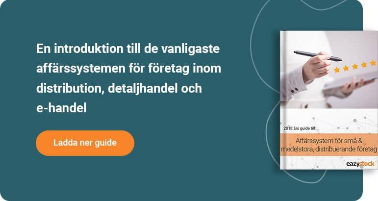2018 års guide till affärssystem för distribuerande företag