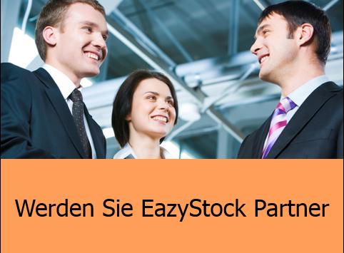 Werden Sie EazyStock Partner