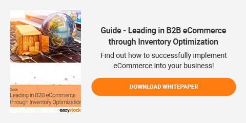Guide - Leading in B2B eCommerce through Inventory Optimization